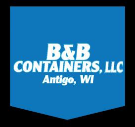 Logo B&B Contanters LLC Antigo